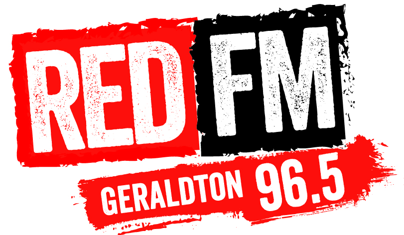 96.5 REDFM Geraldton Logo