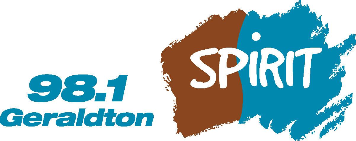 Spirit 98.1 Geraldton Logo